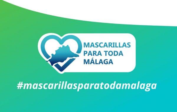Mascarillas para toda Malaga
